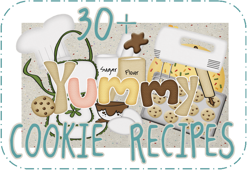 Over 30 Christmas Cookies