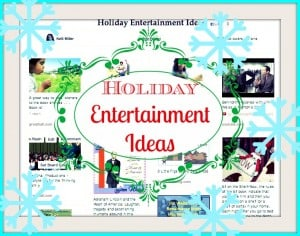 Pinterest Favorite: Holiday Entertainment Ideas