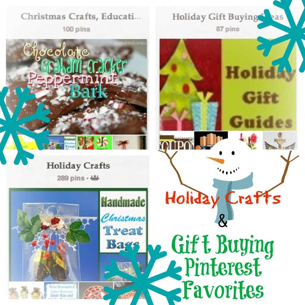 Pinterest favorite holiday crafts gift buying ideas 3 for Pinterest christmas craft ideas