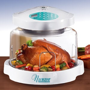 Fresh, Healthy Cooking Made Easy with the NuWave Infrared Oven!