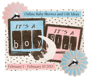 Its a Boy and Its a Girl Online Baby Shower and Gift Ideas!