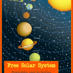 Free Solar System Printables and Activities