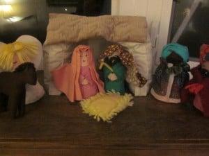 Nativity Sequencing: Preschool Christmas Activity!