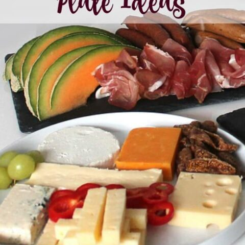 Meat Cheese Plate Ideas Recipe