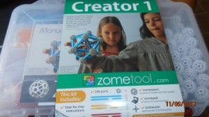 Inspire Creativity with Zometool!