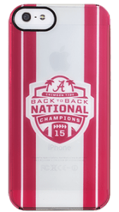 GIVEAWAY: Alabama National Championship 15 iPhone Case (or winner's choice)
