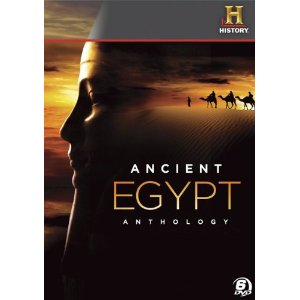 GIVEAWAY: Ancient Egypt Anthology 6 DVDs (value $49.95)
