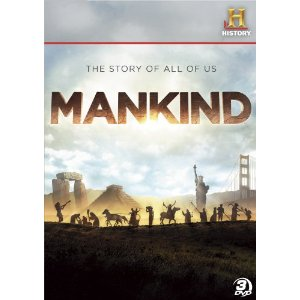 GIVEAWAY: MANKIND: The Story of All of Us 3 DVD Set ($34.95 value)