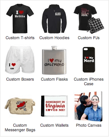 CafePress Gifts for Him
