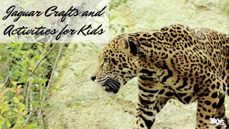Jaguar Activities for Kids