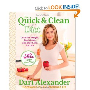 GIVEAWAY: The Quick and Clean Diet by Dari Alexander