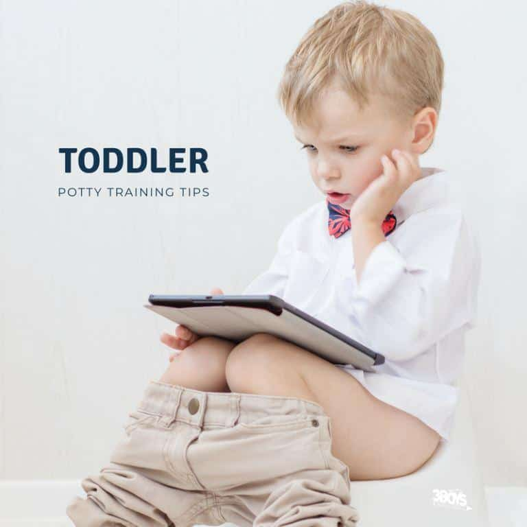 Toddler Toilet Training Basics