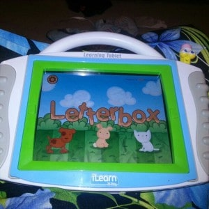GIVEAWAY: iLearn N Play Learning Tablet for ages 3 and up!