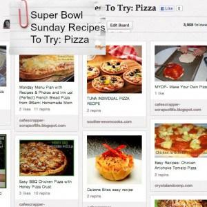 Pizza Recipes for Super Bowl Sunday