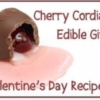 Cherry Cordials Recipe