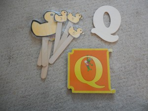 Q is for Quack