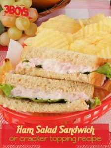 Ham Salad Sandwich Recipe