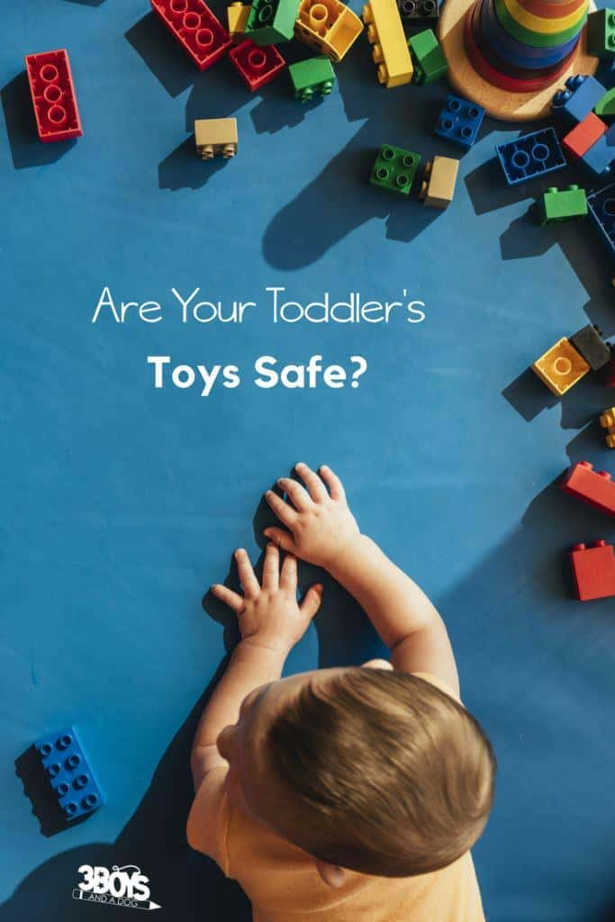 Have your toddler's toys been recalled? Are they safe?
