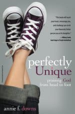 Giveaway: Perfectly Unique: Praising God From Head to Foot