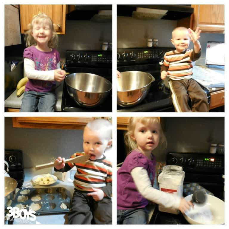 Pigs in Love Baking Activity
