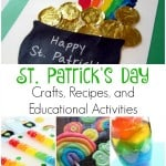 St. Patrick's Day Crafts, Recipes, and Educational Activities