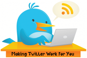 Blogging Basics: Making Twitter Work for You! #learntoblog