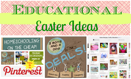 Educational Easter Ideas