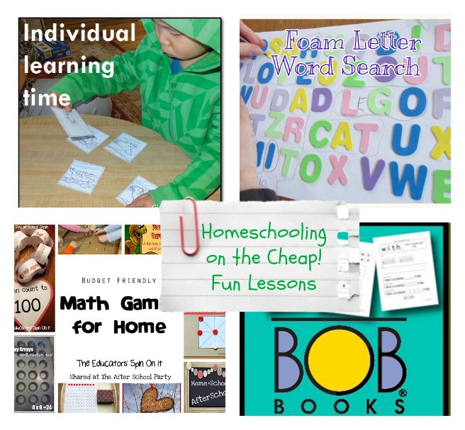 Homeschooling on the Cheap!