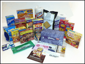 GIVEAWAY:  General Mills Stock Your Pantry with Box Tops!