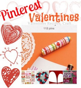 Sweet Valentine Favors