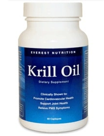 Giveaway:  Krill Oil