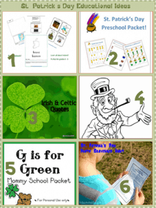 FREE: 12 St. Patrick's Day Activities for Kids