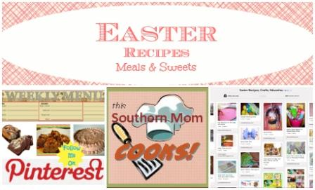 southern mom easter recipes