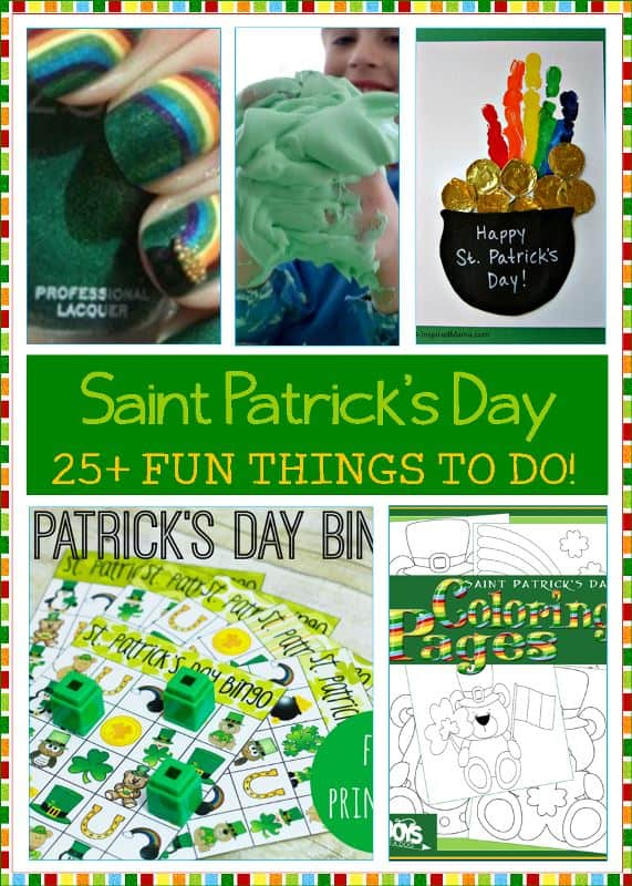 Over 25 Fun Things To Do This Saint Patrick's Day