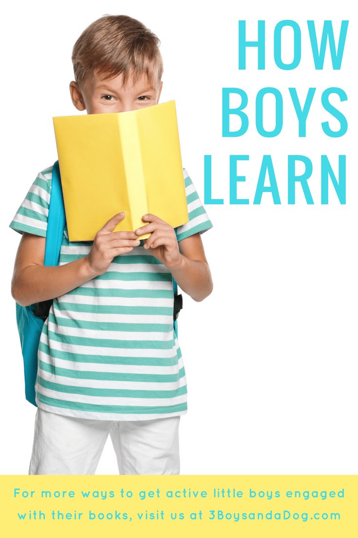 Best ways to teach active little boys