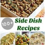 100 + Side Dish Recipes
