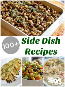 Over 100 Side Dish Recipes