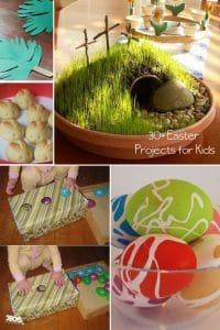 Great Easter Projects for Kids