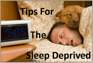 Teachable Moment:  Are Your Kids Getting Enough Sleep?