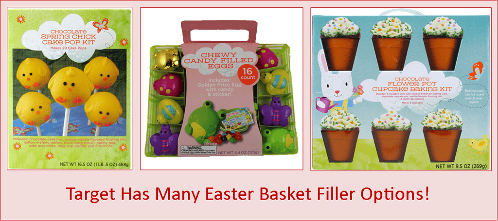 Giveaway easter shopping made easy at target 7500 gift card target can help fill easter baskets negle Choice Image