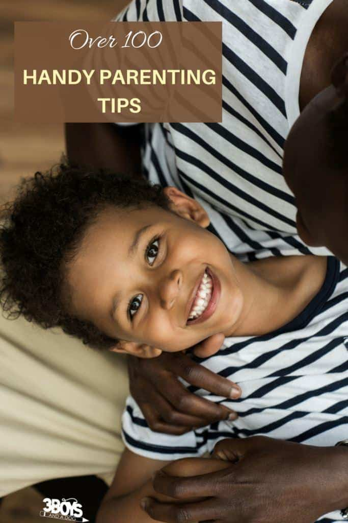 helpful parenting tips and ideas