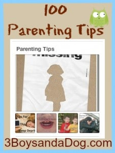 100 Handy Parenting Tips