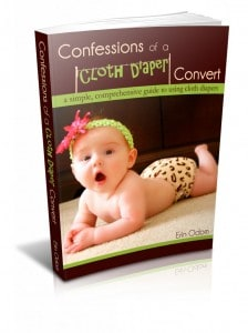 REVIEW: Confessions of A Cloth Diaper Convert