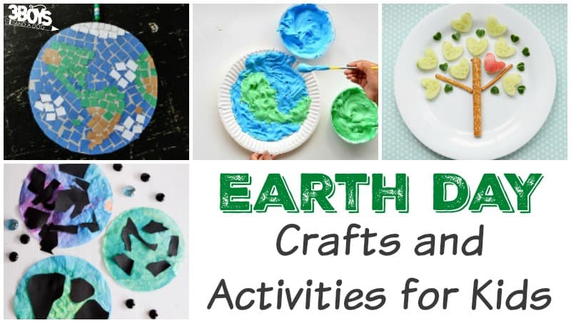 Earth Day Crafts and Activities