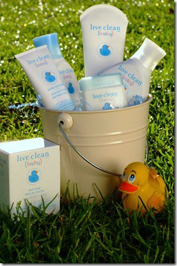 Live Clean Baby Bucket_1