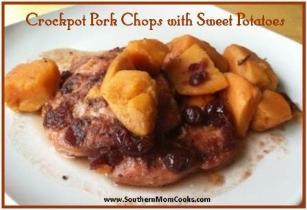 Pork Chop Dog Crockpot Pork Chops