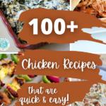 100 everyday chicken recipes