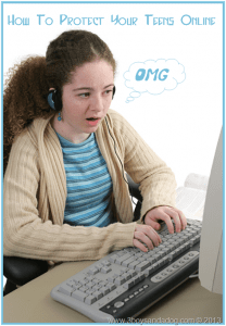 Teach Your Teens Online Personal Safety