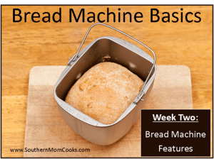Kitchen Tips: Bread Machine Features