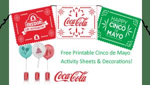 How Do You Celebrate Cinco de Mayo #CokeFiesta